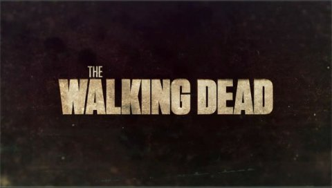 The Walking Dead série geek insdigbord
