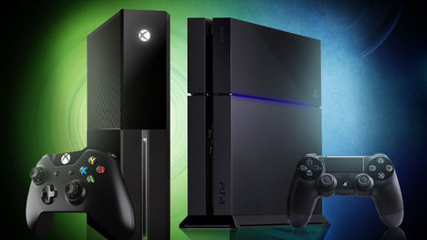 Match xbox one contre ps4