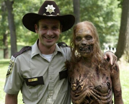Belle-photo-de-souvenir-The-Walking-Dead