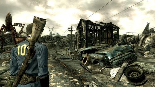 Fallout 3 et Fallout New Vegas par insdigbord