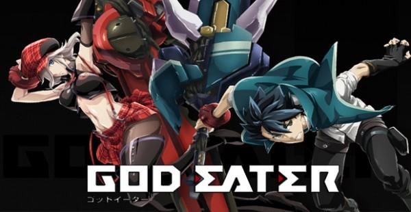 God eater manga