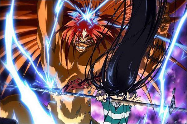 Ushio to Tora manga