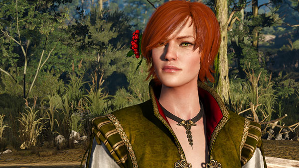 Shani The Witcher 3