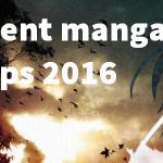 manga printemps 2016