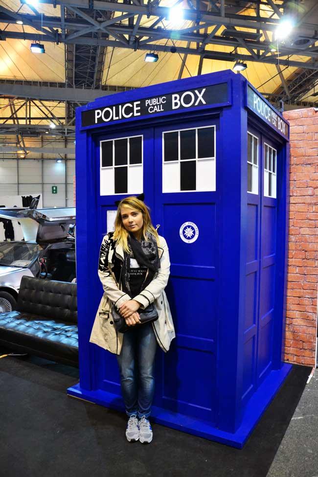 """""""Je suis timide et je n'aime pas Doctor Who."""""""
