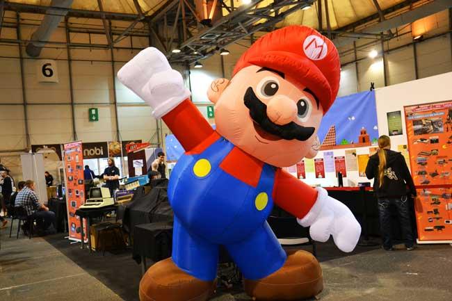 Mario-BGF