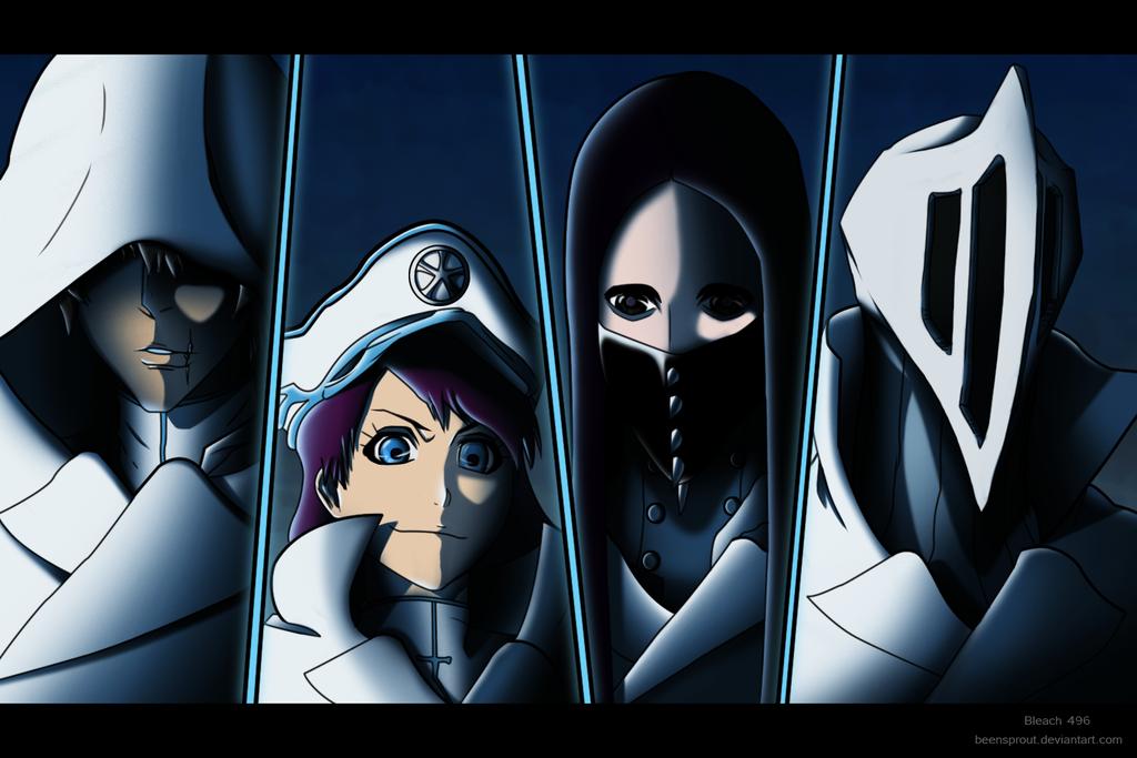 Les nouveaux ennemis des Shinigamis